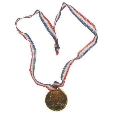 Foto van Medailles winner per 4