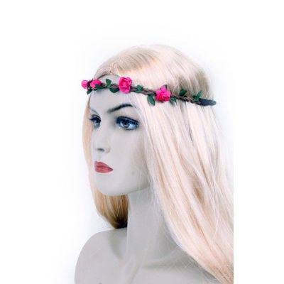 Foto van Hippie hoofdband bloemen