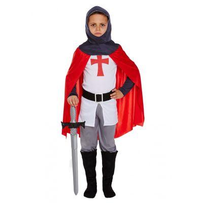 Foto van Ridder kostuum kind