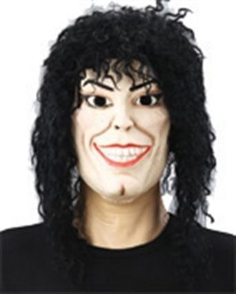 Masker Foam Michael Jackson