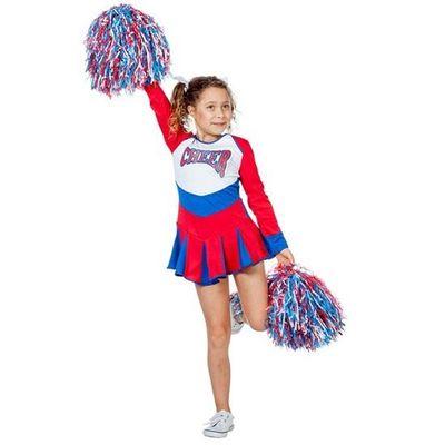 Cheerleader kostuum kind