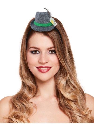 Tiara Oktoberfest hoedje