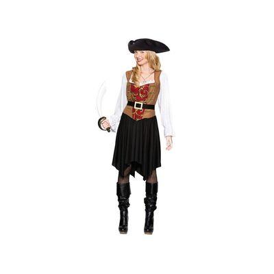 Foto van Piraten kostuum vrouw