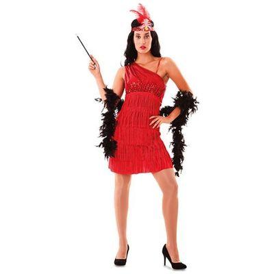 Charleston Flapper jurk