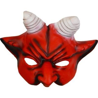 Half-masker Duivel