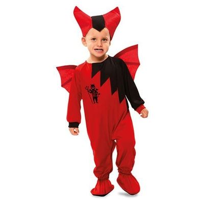 Duivel kostuum baby