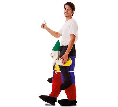 Carry me kostuum dwerg