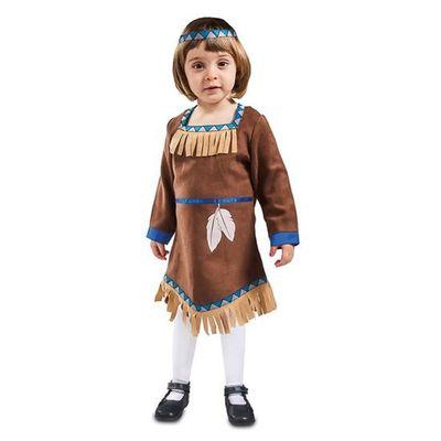 Indianen jurkje baby