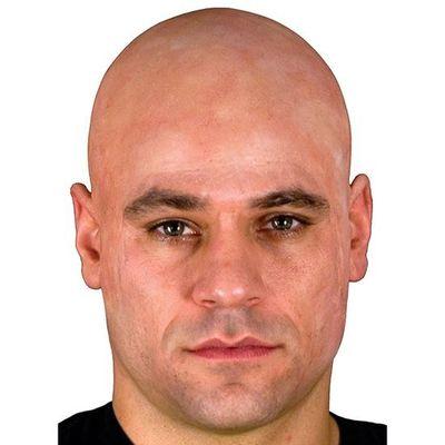 Latex kaal hoofd