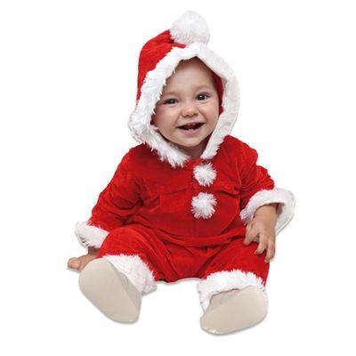 Foto van Kerst kostuum baby