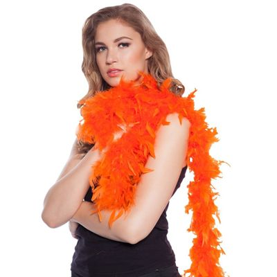 Foto van Oranje boa