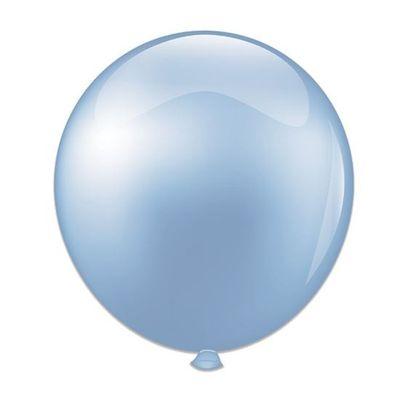 Ballonnen blueberry (61cm)