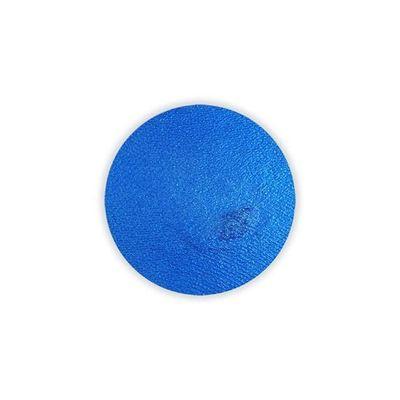 Foto van Superstar schmink waterbasis blauw shimmer(16gr)