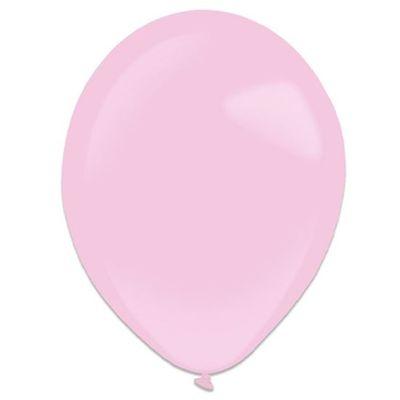 Ballonnen pretty pink fashion (35cm) 50st