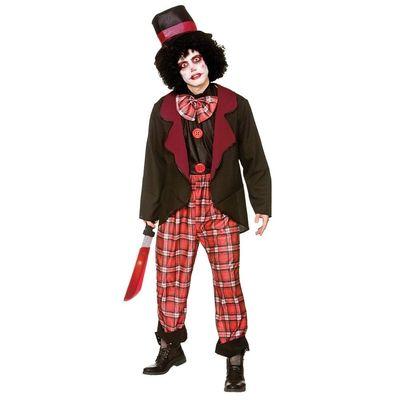 Foto van Clown kostuum - Halloween