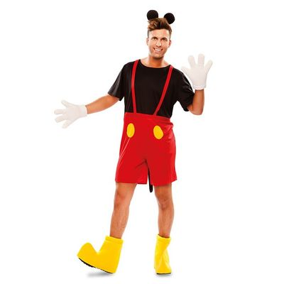 Foto van Mickey mouse kostuum