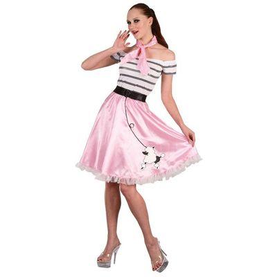 Jaren 50 jurk Grease