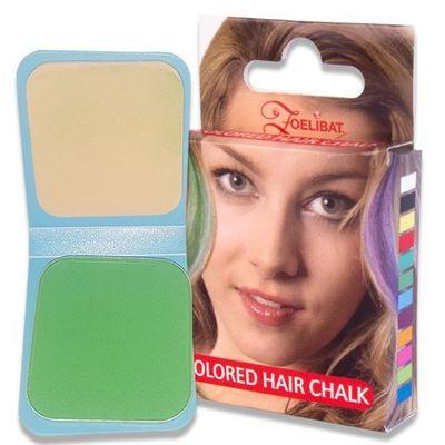 Haarkrijt groen