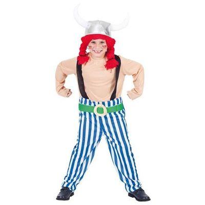 Foto van Obelix kostuum kind