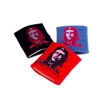 Zweetbandje pols Che Guevara