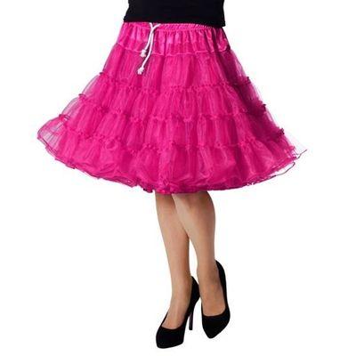 Onderrok tiroler jurk roze