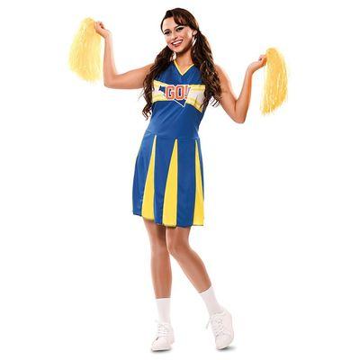 Foto van Cheerleader kostuum