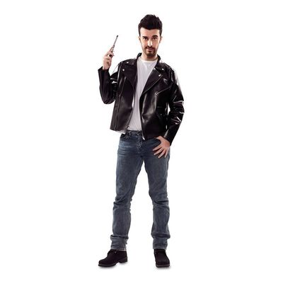 Biker jacket - Grease