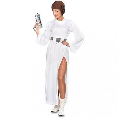 Foto van Prinses Leia kostuum Star Wars