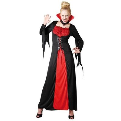 Foto van Vampier kostuum dames