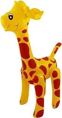 Opblaas Giraffe 59 cm