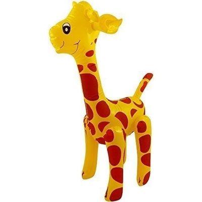 Foto van Opblaas Giraffe 59 cm