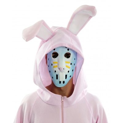 Foto van Fortnite masker Rabbit Raider