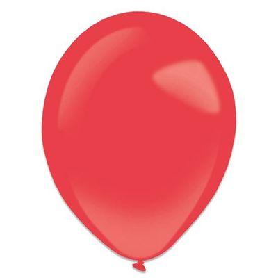 Ballonnen apple red (35cm) 50st