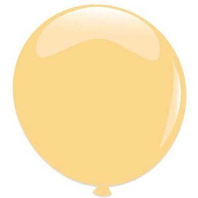 Topballon transparant (91cm) 6st