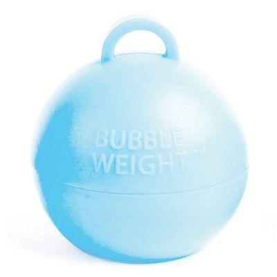 Ballon Gewicht Babyblauw 35gr