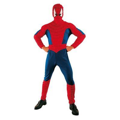 Foto van Spiderman pak volwassenen