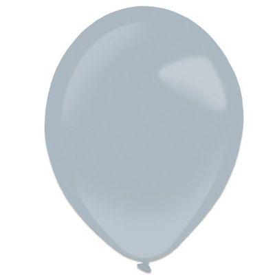 Ballonnen grey (28cm) 50st