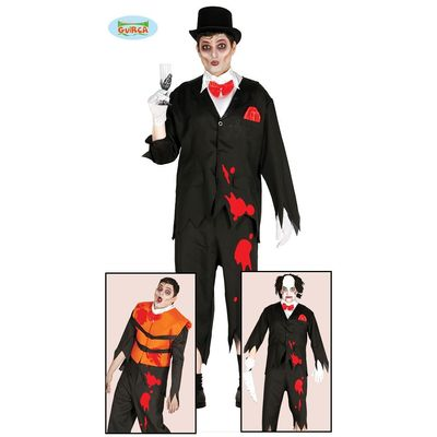 Jigsaw kostuum