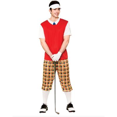 Foto van Golf kostuum