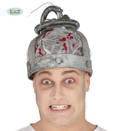 Halloween elektrocutie helm