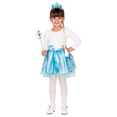 Foto van Prinsessenset kind - blauw