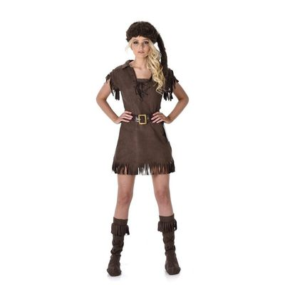 Foto van Grensbewaker kostuum dames