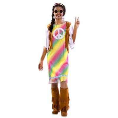Hippie kostuum dames