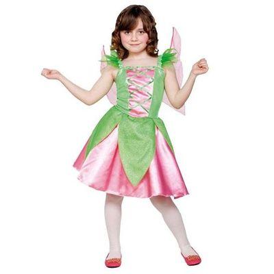 Roze fee kostuum meisje