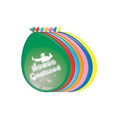 Ballonnen Hoera Geslaagd Ø (30cm)