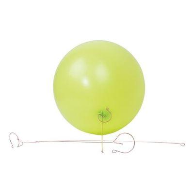 Foto van Ballon draagstaafjes metaal