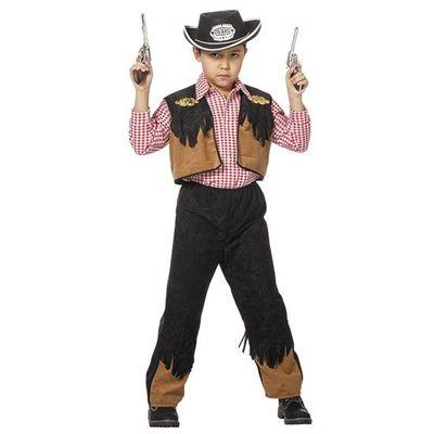 Foto van Cowboy kostuum kind