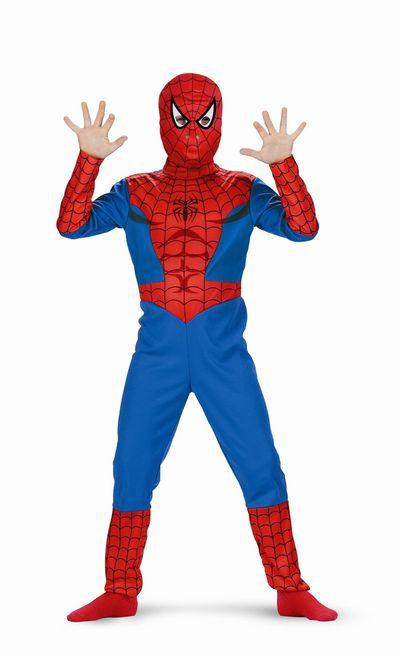Spiderman pak jongens