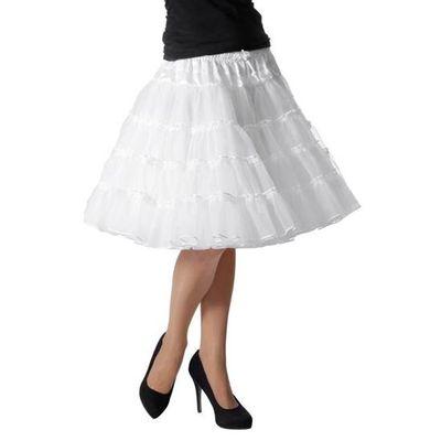 Petticoat rok wit