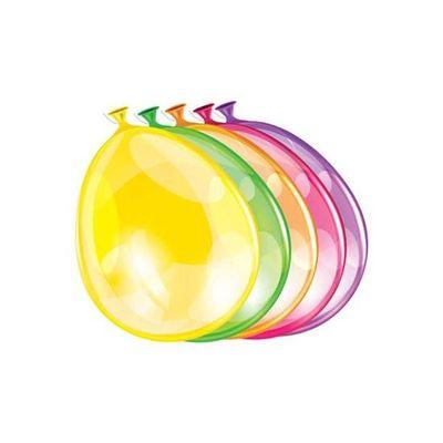 Ballonnen neon assorti